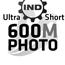 QHY 600M PHOTO Ultra-Short – Industrial Grade Monochrome-Sensor