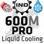 QHY 600M PRO – Industrial Grade Monochrome-Sensor, Glass Fiber, Liquid Cooling