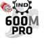 QHY 600M PRO – Industrial Grade Monochrom-Sensor, Glasfaseranschluss