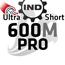 QHY 600M PRO Ultra-Short – Industrial Grade Monochrom-Sensor, Glasfaseranschluss