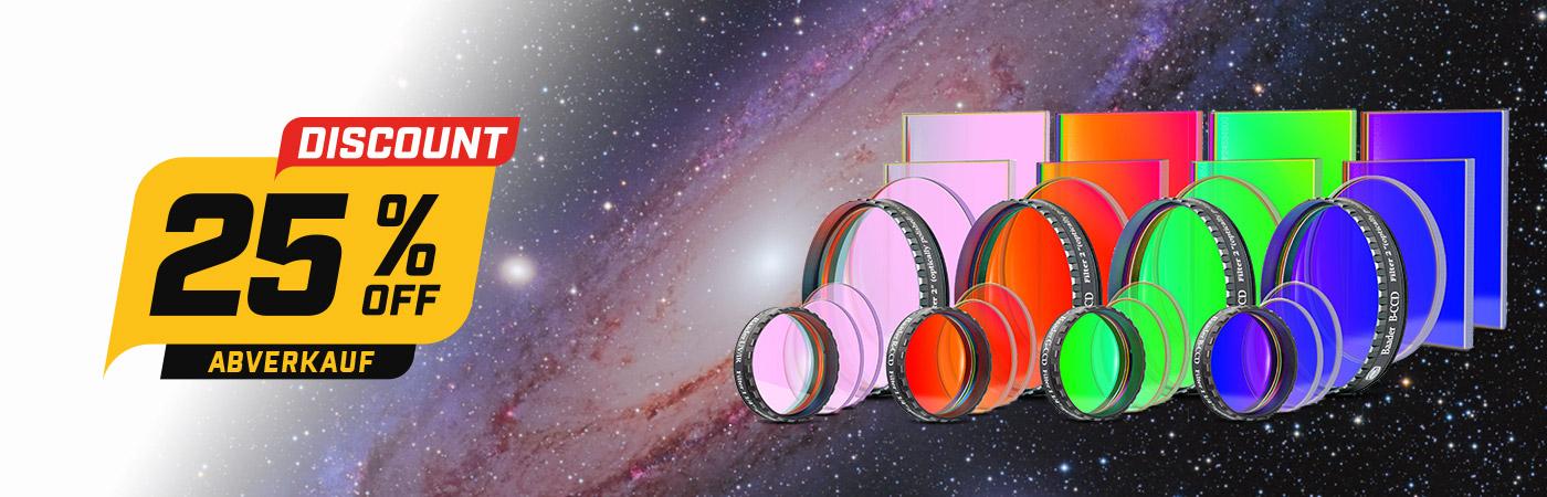 L-RGB CCD Abverkauf
