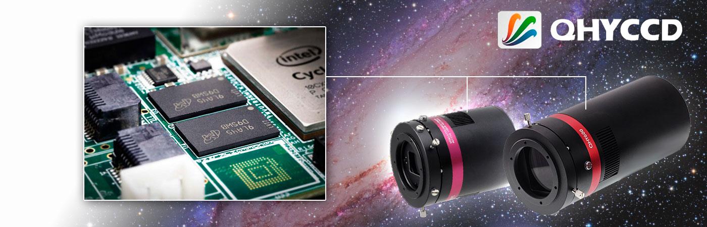Neue Technologien in QHY600 und QHY268C