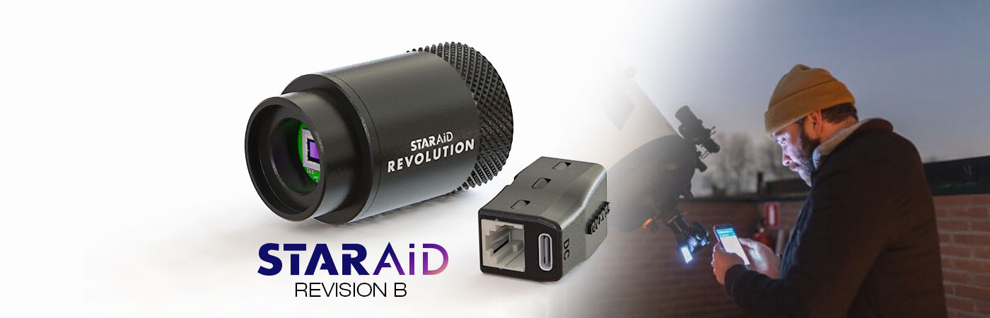 Now available: StarAid Revolution B
