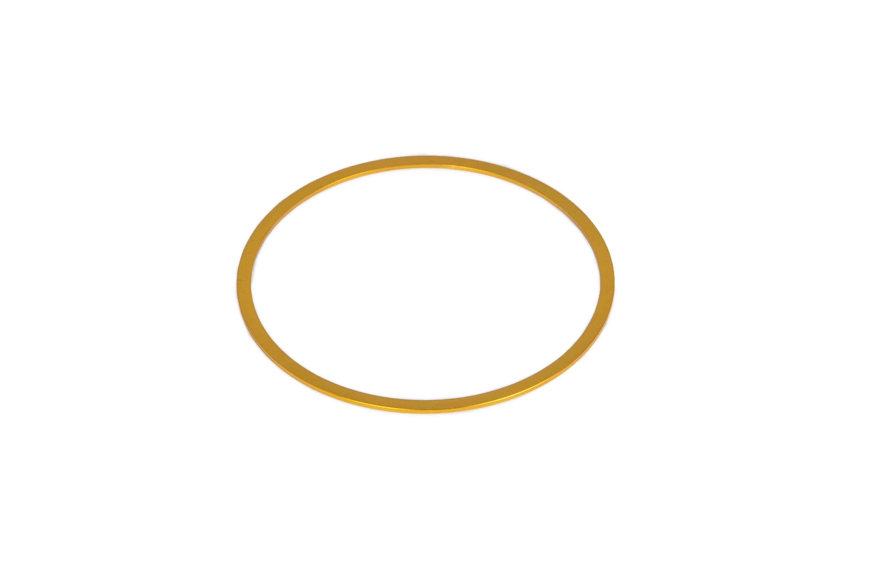 M68 spacer ring 1mm (gold)