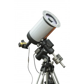 Triband-SCT - Schmidt-Cassegrain-based Multi-Purpose-Telescope, for Sun and Deep Sky
