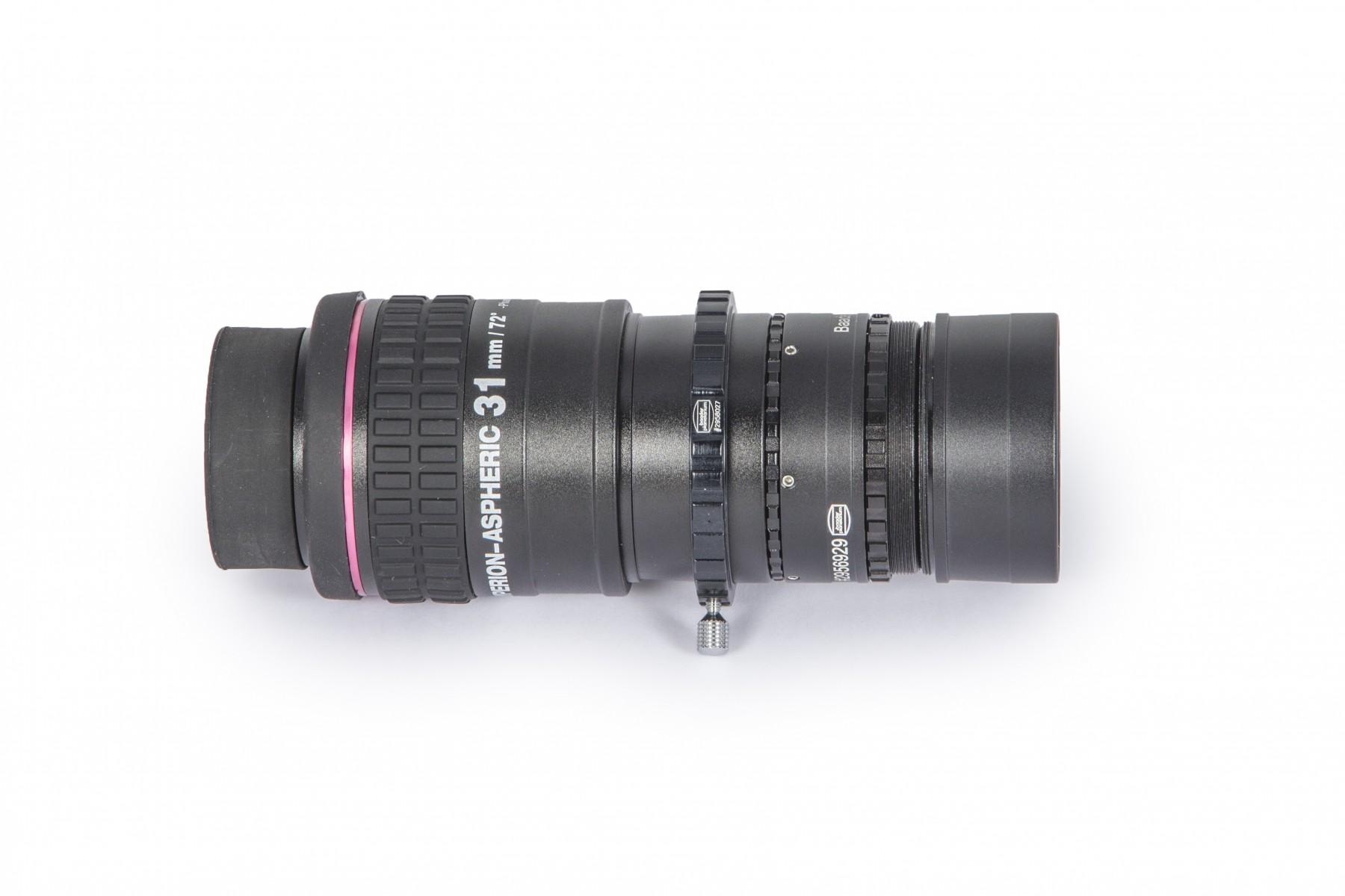 Anwendungsbild: MPCC V-1 Set  mit Aspheric Okular