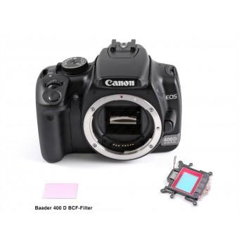 BCF 1 - DSLR Astro Conversion Filter für Canon APS-C Kameras (alle aktuellen Modelle)