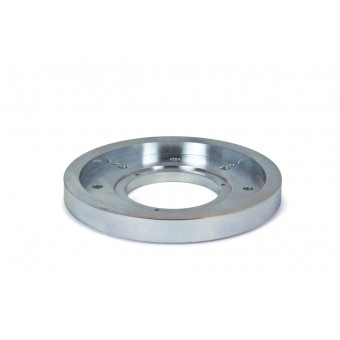 Steel pillar flanges for GM2000