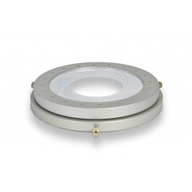 Steplessly variable diaphragm 13 - 113mm