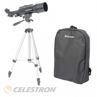 B-Ware #1140 | Celestron TravelScope 60 Teleskop 60/360 Refraktor mit Amici-Prisma