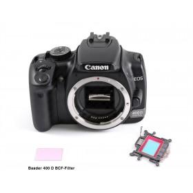 BCF 1 - DSLR Astro Conversion Filter für Modelle Canon EOS 1000D - 1300D / 400D - 650D / 40D - 60D / 70D / 7D / 700D / 750D