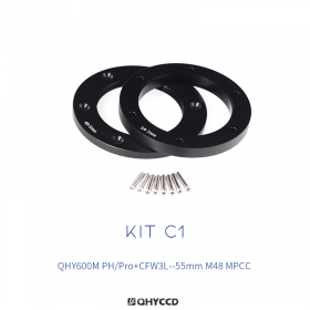 QHY Adapter-Kit C1 für QHY600M PH / PRO