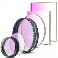 Baader Clearglass Filter (C) for focusing / dust protection