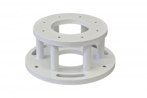 Baader Steel Leveling Flange for GM 3000