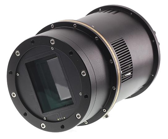 QHY411 M/C BSI Cooled Scientific Kameras