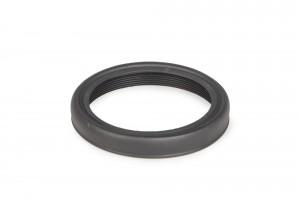Rubber/Metal foldable Morpheus® eyecup (M43-threaded)