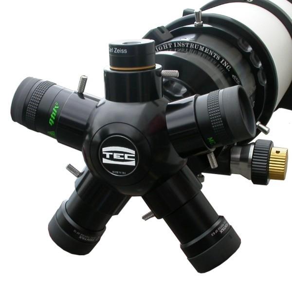 TEC Eyepiece Turret