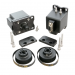 Dual-axis motors kit for TREX Mount