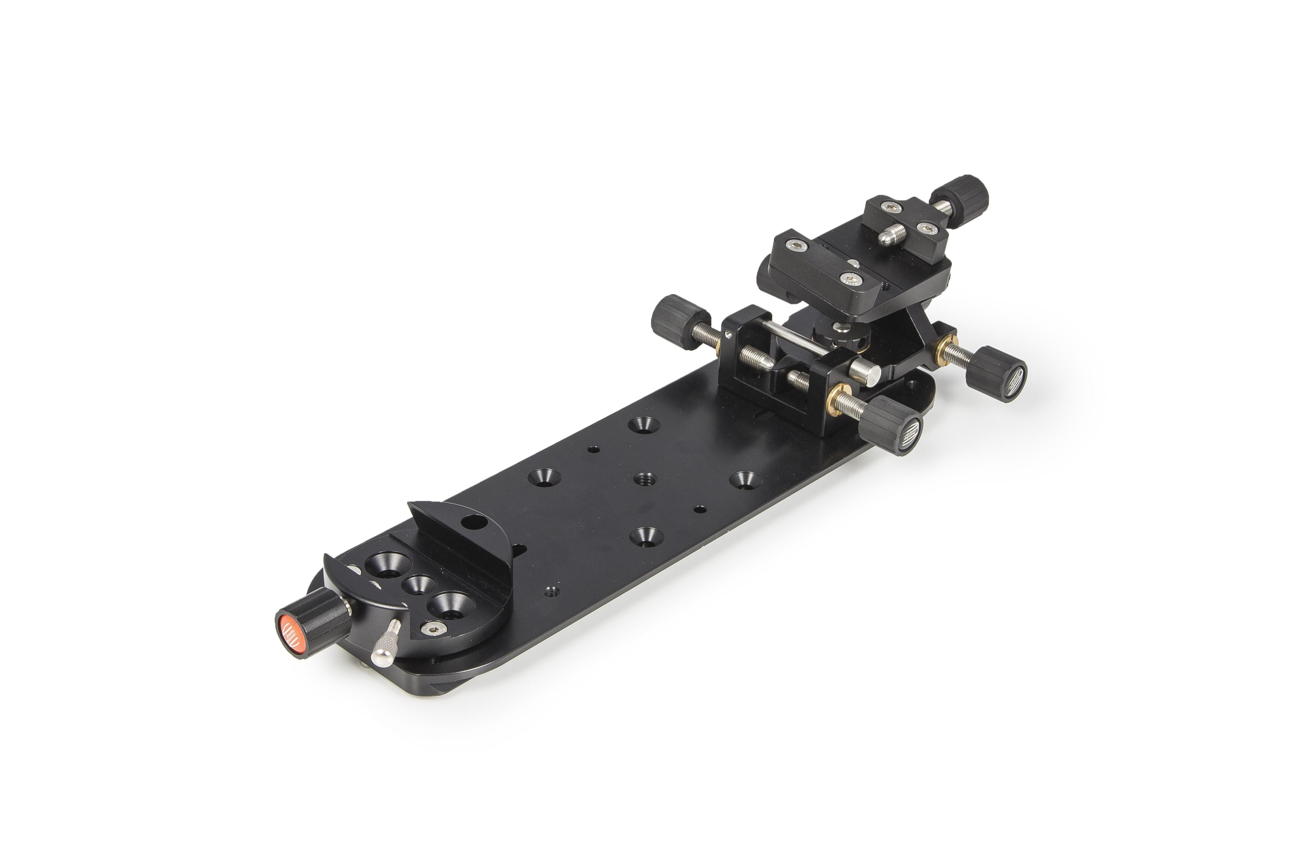 Baader double-balancing plate-set