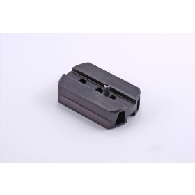 Baader dovetail (Length= 70 mm) , custom-made for the Zeiss Diascope / Leica spotting scopes