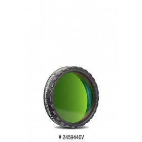"UBVRI V-Filter Photometrisch nach Bessel 1¼""  (4mm Glas)"