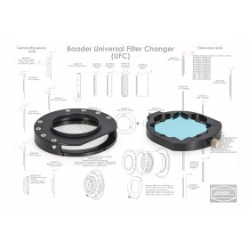 Baader UFC (Universal Filter Changer)