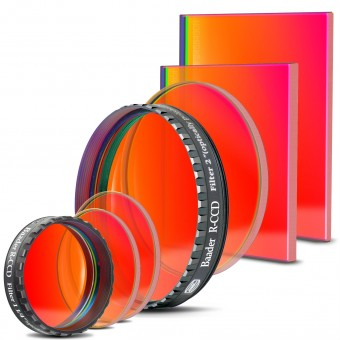 R-CCD Filter (Rot)