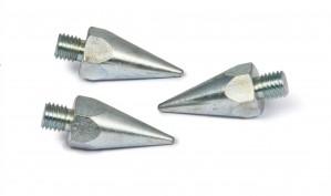Stahlspitzen für Baader T-Pod Aluminium-Stativ