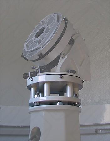 Baader Medium Pillar (BMP) Nivellierflansch für Astro Physics GTO 1200/1600 Montierungen