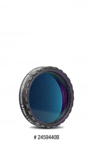 """UBVRI B-Filter Photometrisch nach Bessel 1¼"""" (4mm Glas)"""