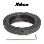 Wide-T-Ring Nikon mit D52i auf T-2 und S52