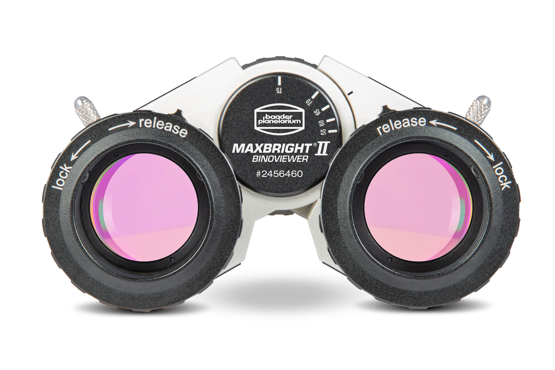 Baader MaxBright® II Binokular inkl. Koffer