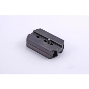GT-Schiene V, 70mm für Zeiss-Diascope / Leica-Spektive