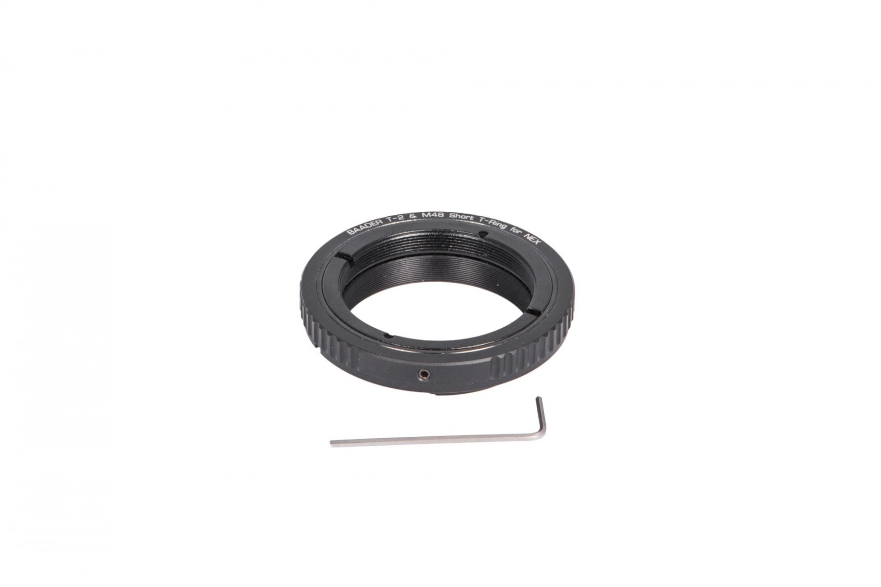 Sony E/NEX T-Ring Scope of Supply