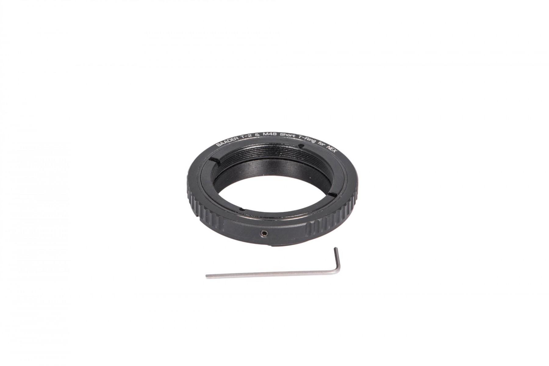 Sony E/NEX T-Ring Scope of Supply