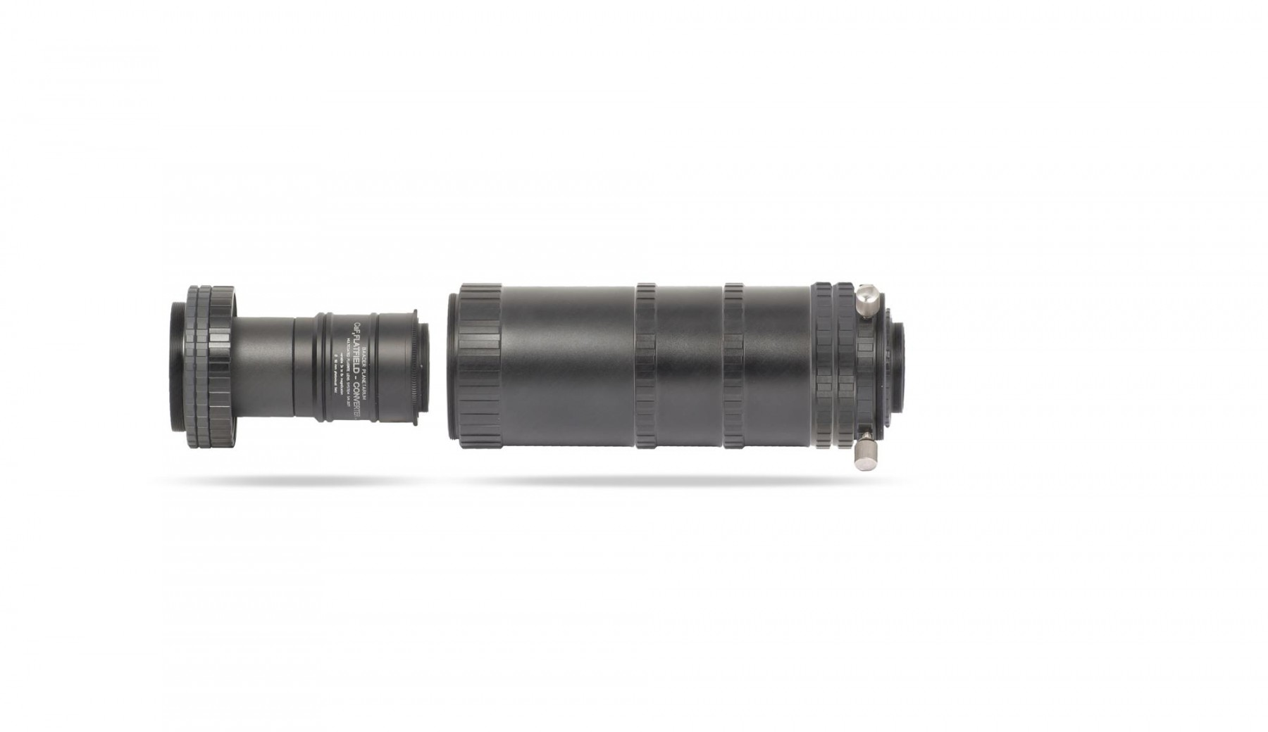 Anwendungsbild: M68 Tele-Kompendium mit FFC Fluorit Flatfield Converter