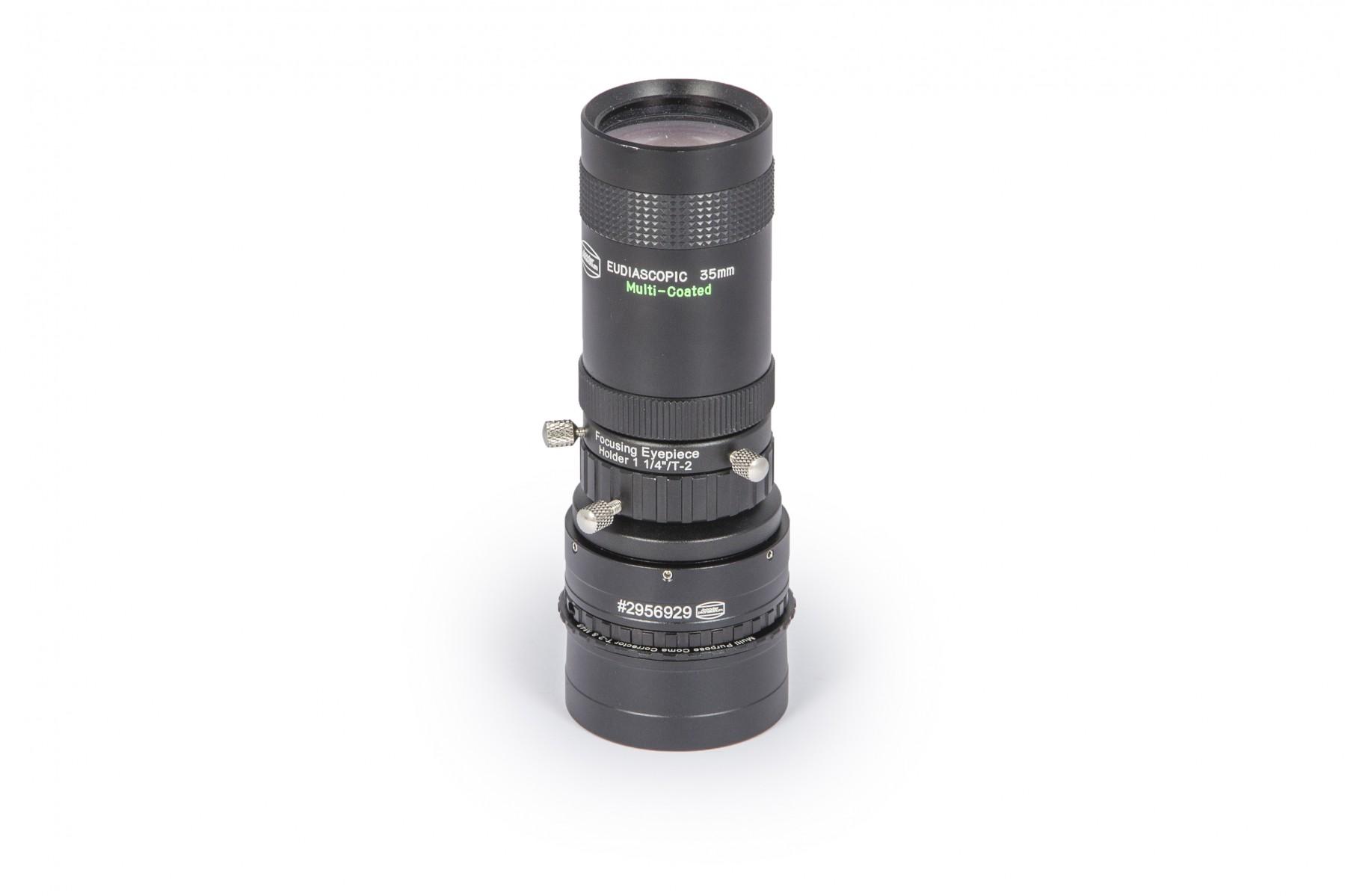 Anwendungsbild: MPCC V-1 Set  mit Eudiaskopischen Okular