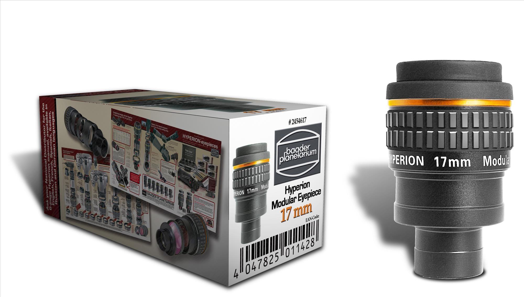 Baader 17mm Hyperion 68° Modular Eyepiece