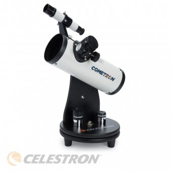 B-Ware #1286 | Celestron Cometron FirstScope 76 Dobson - Newton Teleskop 76/300 Special Edition