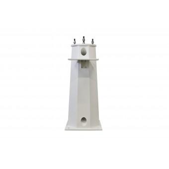 Baader Heavy Pillar (BHP), modale Stahlsäule für Belastung bis 600 kg (in 60 - 165 cm erhältlich)