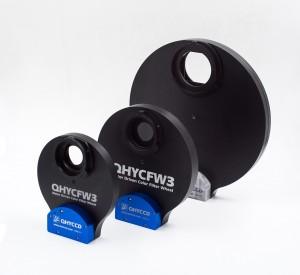 QHY Farbfilterräder (CFW 3)