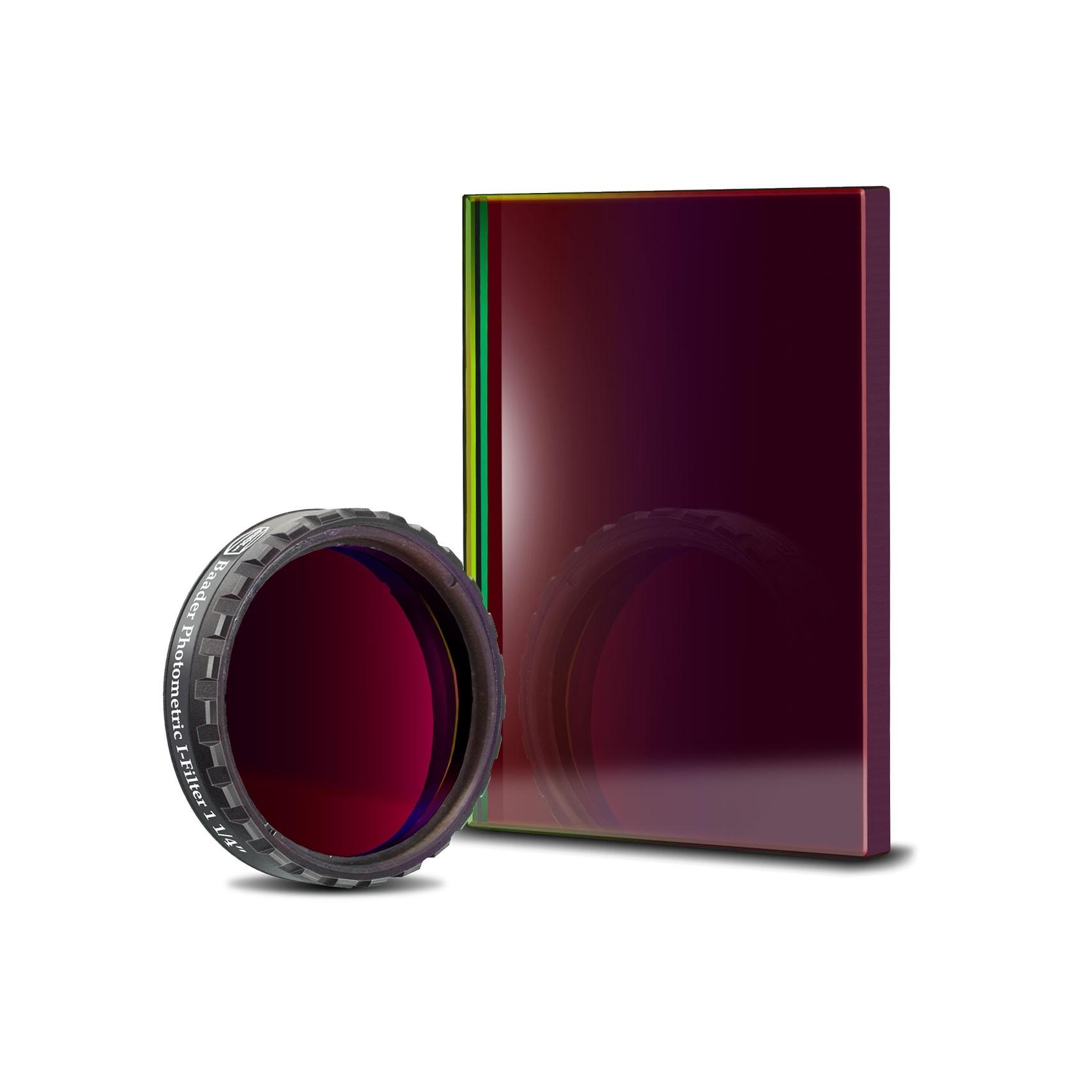 UBVRI I-Filter Photometrisch nach Johnson/Bessel (4mm Glas)