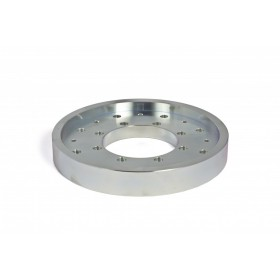 Steel pillar flange for GM 3000 mount
