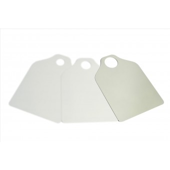 Solar Shade with drilled hole M68