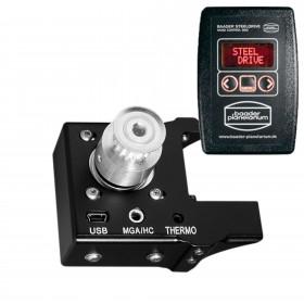 Steeldrive Antriebssystem für klassische Steeltrack Okularauszüge, inkl.Handkontroller