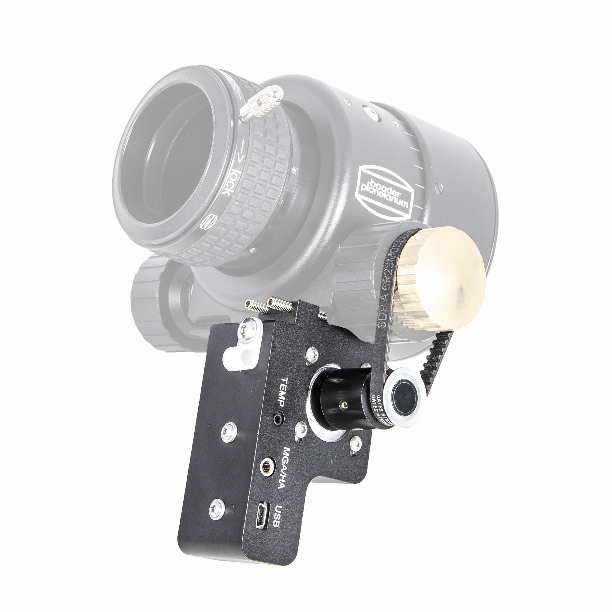 Diamond Steeldrive Antriebssystem für Diamond Steeltrack Okularauszüge