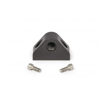 Mounting Block for counterweight shaft M14 Ø16