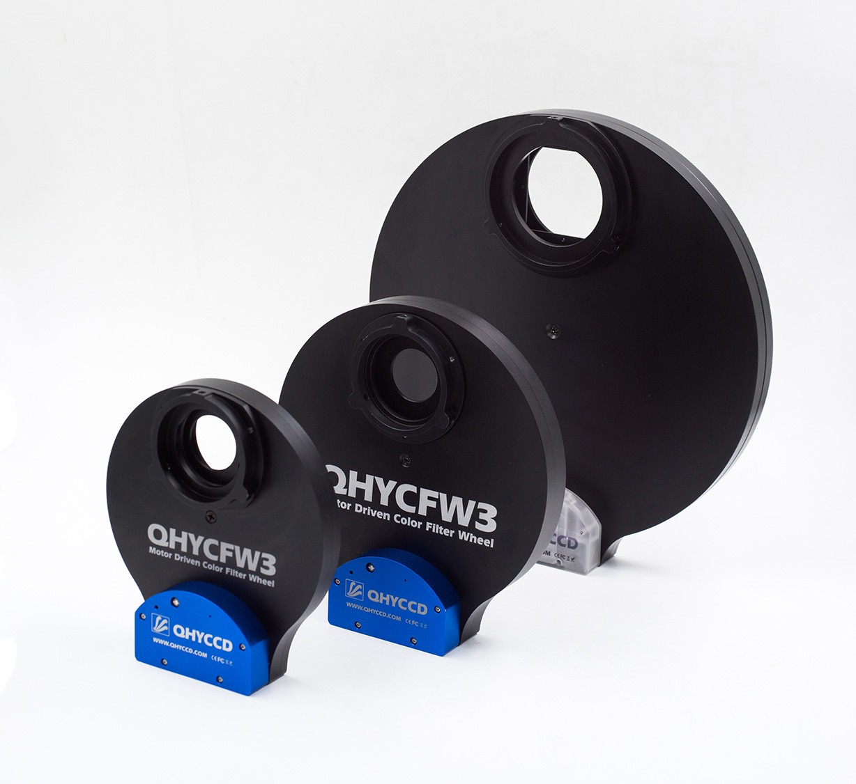 QHY Color Filter Wheel (CFW 3)