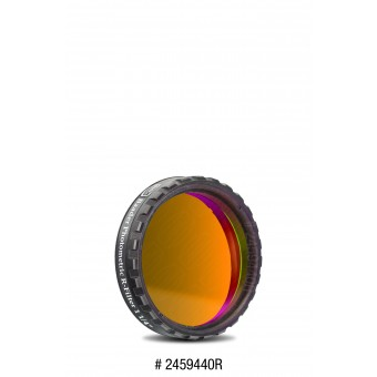 "UBVRI R-Filter Photometrisch nach Bessel 1¼""  (4mm Glas)"