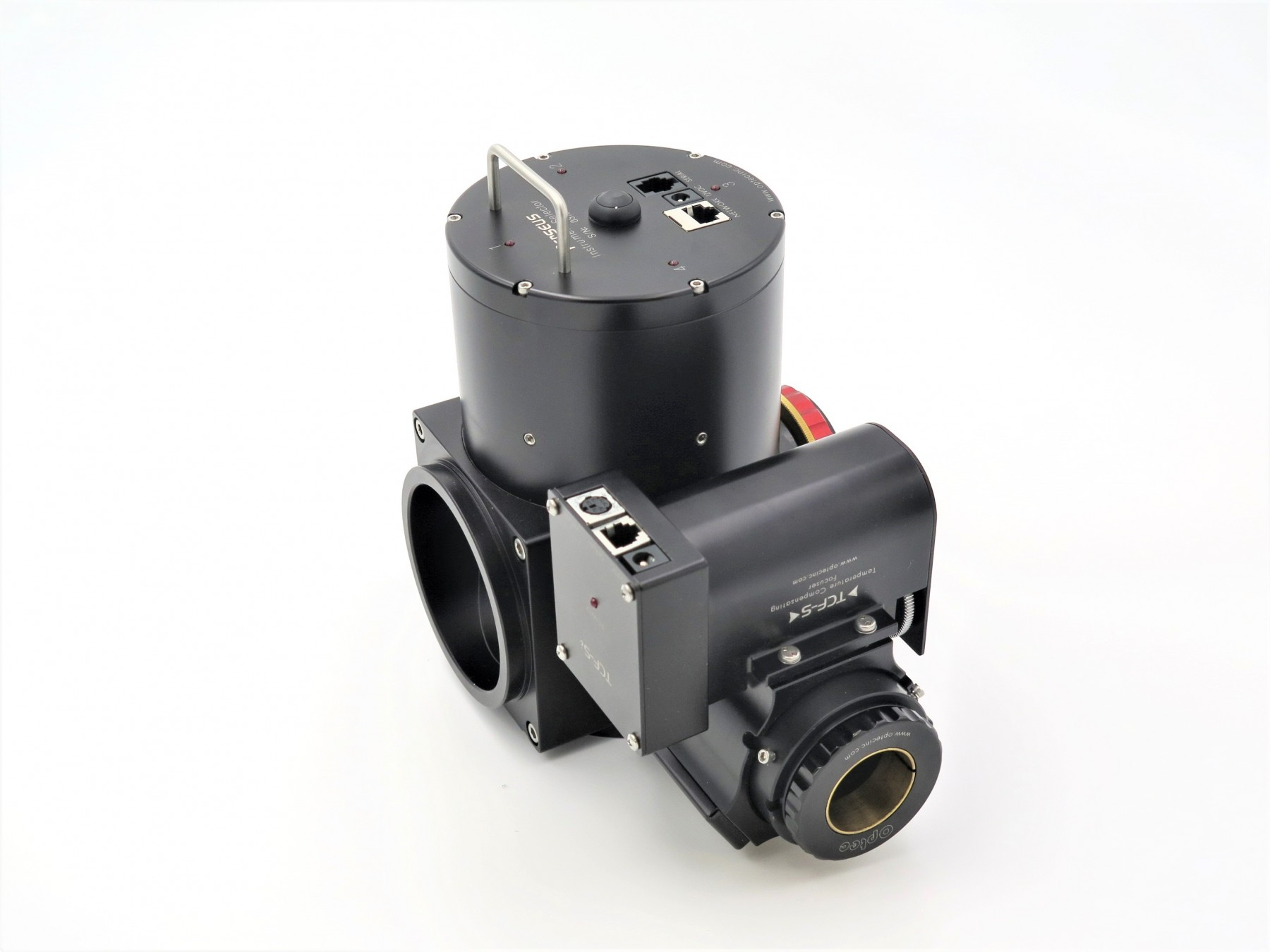 Anwendung: Perseus 4 Port Instrumenten-Wechsler mit TCF-Si